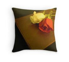 The Book Of Love Throw Pillow