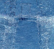 Abstract blue by orsinico