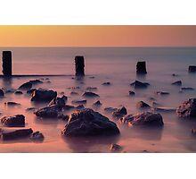 Evening light Photographic Print