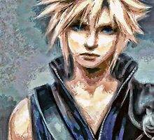 Cloud Strife by Joe Misrasi