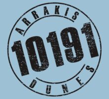 Arrakis Dunes 10191 T-Shirt