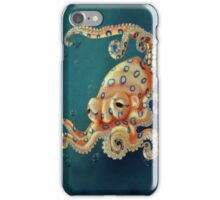 Blue-ringed Octo iPhone Case/Skin