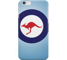 RAAF Roundel.  iPhone Case/Skin