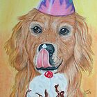 Birthday Golden by ShannonClements