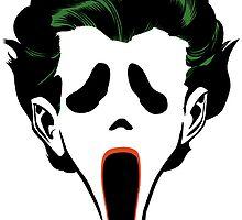 Ghostface Joker by Numnizzle