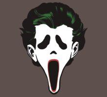 Ghostface Joker Baby Tee