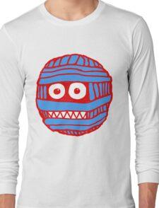 RED/BLUE MUM LOGO Long Sleeve T-Shirt