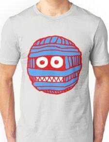 RED/BLUE MUM LOGO Unisex T-Shirt