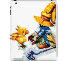 Vivi and the Chocobo iPad Case/Skin