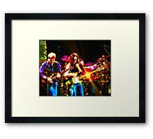 Rush! Framed Print