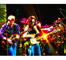Rush! Photographic Print