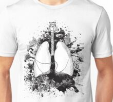 Between Two Lungs - Dark Version Unisex T-Shirt