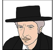 Bob Dylan by Whiteland