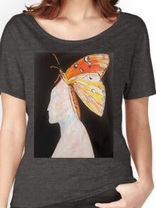Madame Butterfly Women's Relaxed Fit T-Shirt