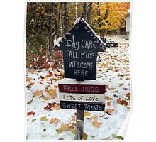 All Kids Welcome Poster