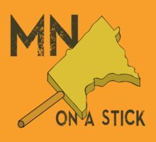 MN on a Stick T-Shirt