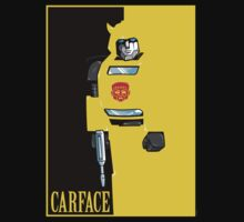 Carface by mikehandyart