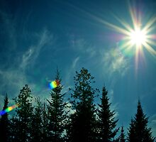 Sun Rays by pb-photography