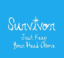 Surviving and Swimming by Katherine Anderson