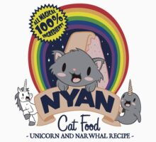 All Magical Nyan Cat Food by PenguinPlot