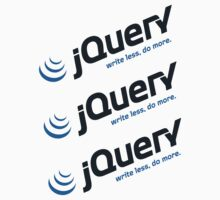 jQuery ×3 by csyz ★ $1.49 stickers