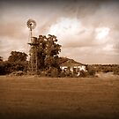 one of my favorite places....in sepia by tomcat2170