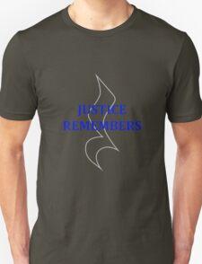 JR in Grey/Blue T-Shirt