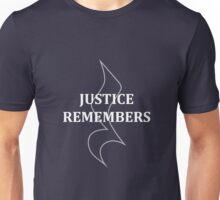 JR in White Lettering Unisex T-Shirt