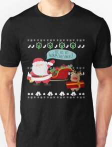 Ugly Christmas- Santa Ugly christmas sweat 1b T-Shirt