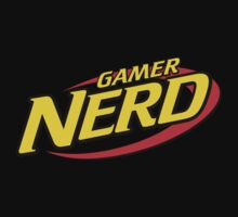 Gamer Nerd by popnerd