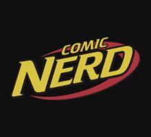 Comic Nerd One Piece - Long Sleeve