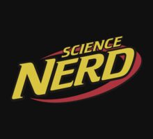 Science Nerd One Piece - Short Sleeve