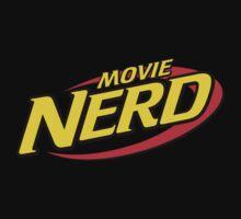 Movie Nerd Kids Tee
