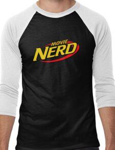 Movie Nerd Men's Baseball ¾ T-Shirt