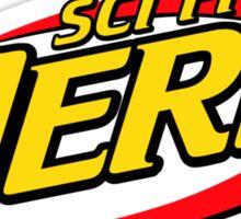 Sci Fi Nerd Sticker