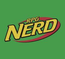 RPG Nerd Kids Clothes