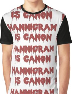 HANNIGRAM CANON Graphic T-Shirt