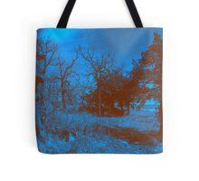 Midnight Illusion Tote Bag