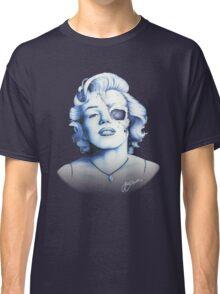 Marilyn Monroe - Live Fast Classic T-Shirt