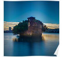 The Wrecks of Homebush Bay Poster