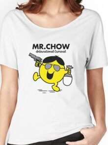Mr. Chow Women's Relaxed Fit T-Shirt