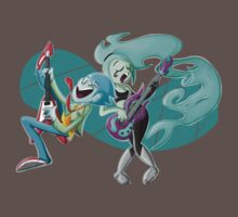 Ghostly Rockers by Kaito114