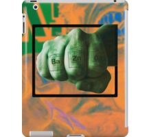 Ba  Zn Ga! - hard science iPad Case/Skin