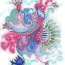 Aquatic Caretta by chrissyforemanc