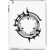 Jibril's Halo - Black iPad Case/Skin