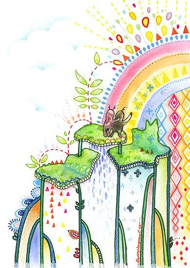 Let's Make Dreams Together by chrissyforemanc