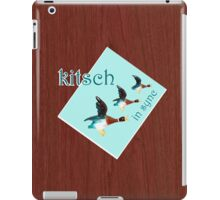 Kitsch In Sync (Kitchen Sink ?) iPad Case/Skin