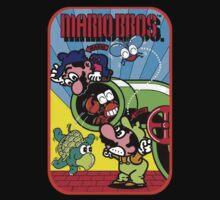 Mario Bros. arcade by MarqueeBros