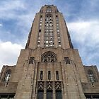 Cathedral of Learning by Emily Beal