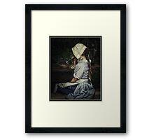 Restorative Framed Print